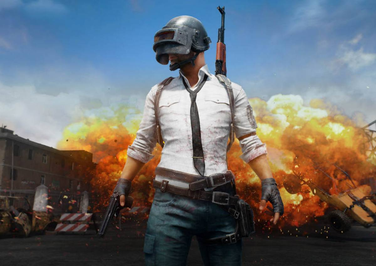 Popular Online Game PUBG teaching to be a Team Player